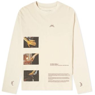 A-COLD-WALL* LONG SLEEVE GLASS BLOWER TEE