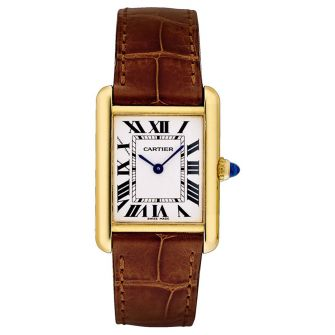 CARTIER TANK W1529856 - 22MM IN YELLOW GOLD
