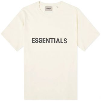 FEAR OF GOD ESSENTIALS HOLIDAY TEE