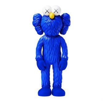 KAWS BFF OPEN EDITION VINYL FIGURE BLUE