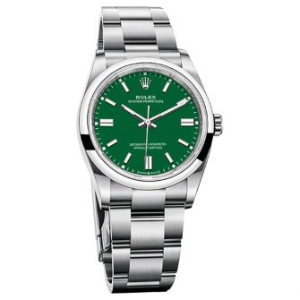 ROLEX OYSTER-PERPETUAL 124300 - 41MM IN STAINLESS STEEL