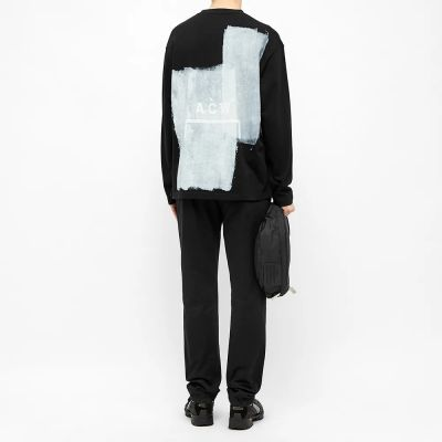 A-COLD-WALL* LONG SLEEVE BLOCK PAINTED TEE