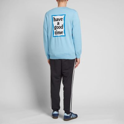 ADIDAS X HAVE A GOOD TIME KNIT