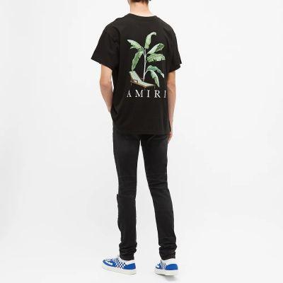 AMIRI BANANA TREE TEE
