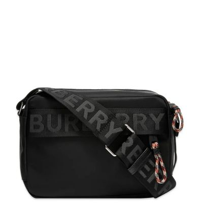 BURBERRY PADDY TAPED SHOULDER BAG