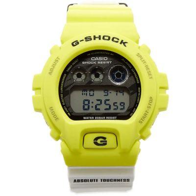 CASIO G-SHOCK DW-6900TGA WATCH
