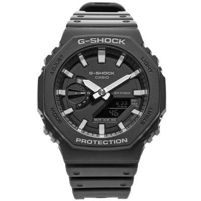 CASIO G-SHOCK GA-2100 NEW CARBON WATCH
