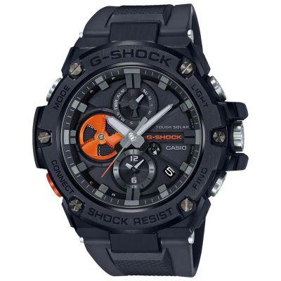 CASIO G-SHOCK GST-B100B NEW CARBON WATCH