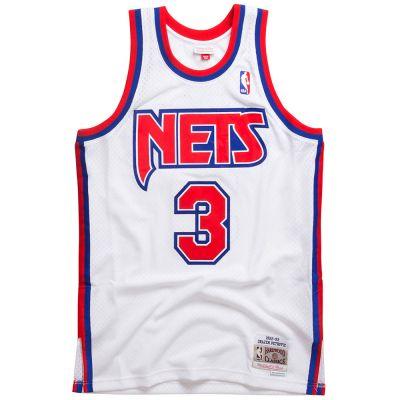 MITCHELL & NESS SWINGMAN JERSEY NEW JERSEY NETS 1992-93 DRAZEN PETROVIC