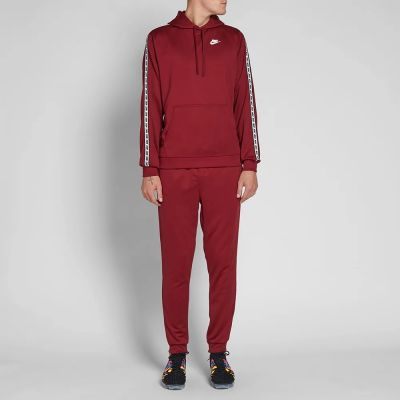 NIKE REPEAT POLY PULLOVER HOODY