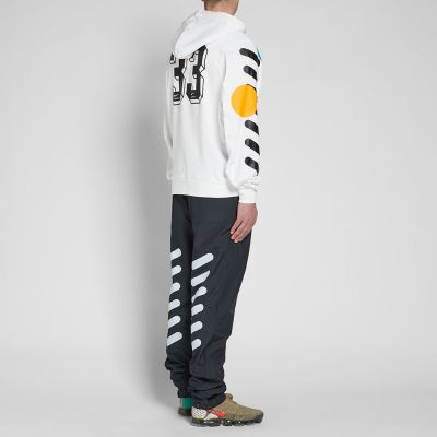 NIKE X OFF-WHITE PULLOVER HOODY