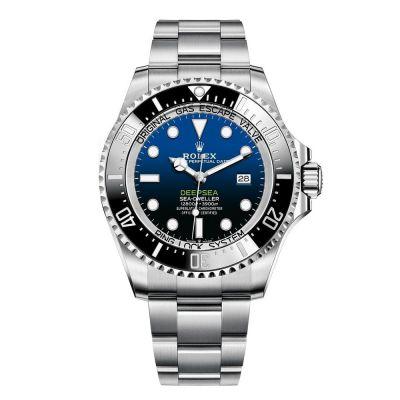 ROLEX DEEPSEA SEA-DWELLER 126660 - 44MM IN STAINLESS STEEL