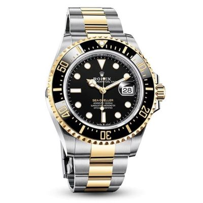 ROLEX SEA-DWELLER 126603 - 43MM IN YELLOW GOLD