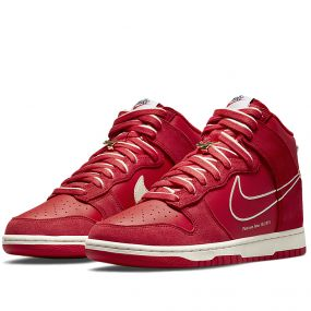 NIKE DUNK HIGH SE 'FIRST USE PACK - UNIVERSITY RED'